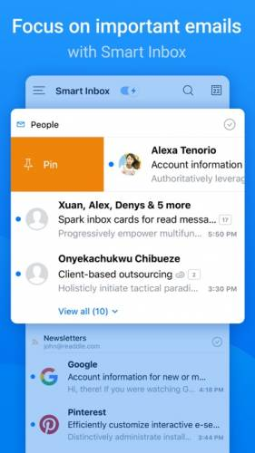 Spark Mail - Email by Readdle 1